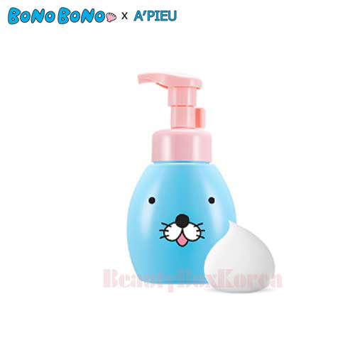 A'PIEU Deep Clean Bubble Foam 200ml [BonoBono Edition]